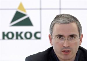 yukos hodorkovski