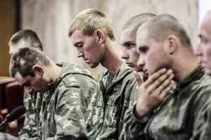 militari capturati
