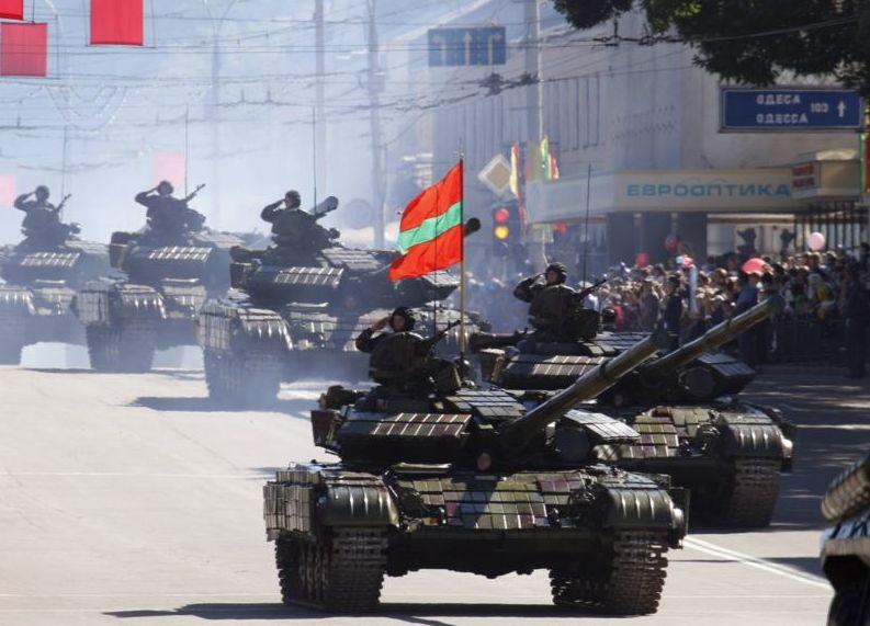 transnistria parada militara