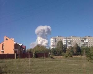 explozie donetsk