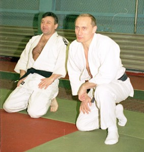 rotenberg si Putin