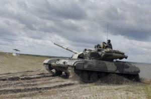 tanc ucraina