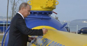 Putin gazoduct