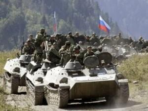 invazia rusa