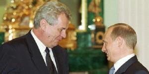 Zeman Putin