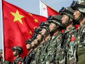 soldati chinezi