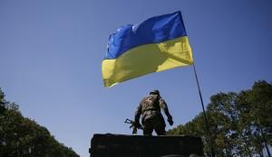 militar ucrainean