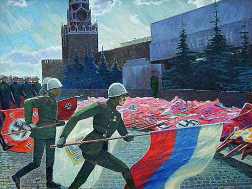 tricolor rusesc