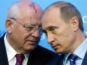 Gorbacev Putin