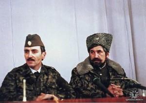 Kozitsyn cu Dudaev