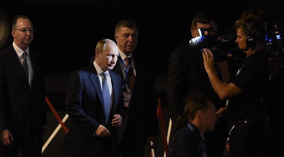 Putin Brisbane