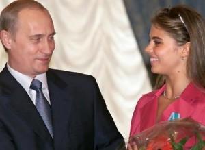 Putin Kabaeva
