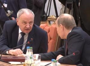 Timofti Putin Minsk