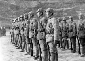 chinezi militari