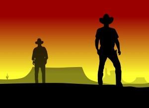 cowboy-duel