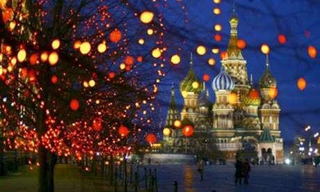 moscow revelion