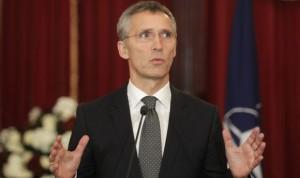 NATO Secretary General Stoltenberg