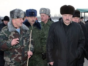 Lukasenko armata