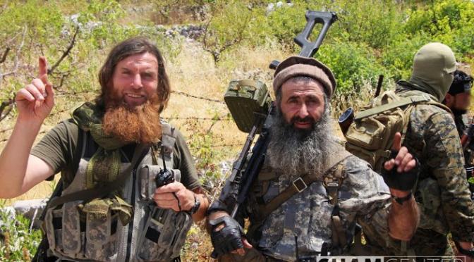 Grupul de asalt al jihadiştilor ceceni | Pagina de Rusia ...