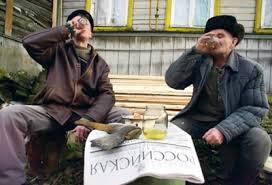 alcoolism rusia