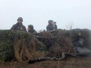 militari ucraineni
