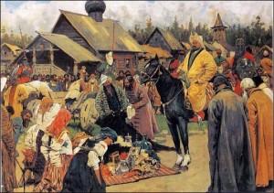 mongoli in rusia