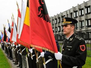 Albania and Croatia accession to NATO
