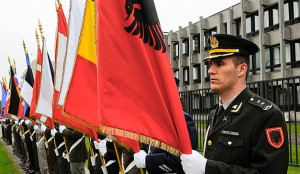 Albania and Croatia accession to NATO