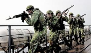 puscasi marini rusi