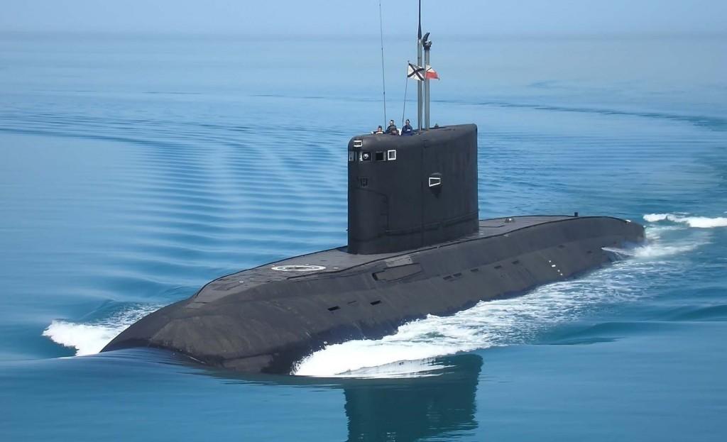 Novorossiysk submarin