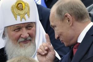 Putin si patriarhul Kirill