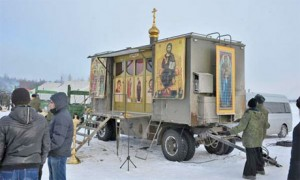 Russian military Orthodox chapel, theguardian.com