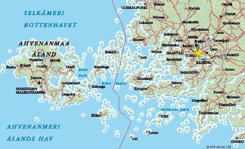 archipel Aland