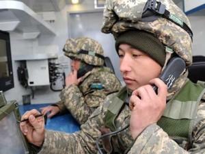 militari kazahi