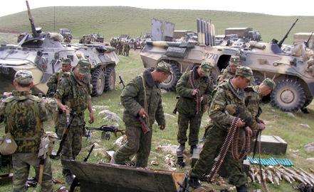 militari rusi