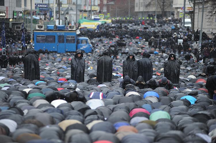 musulmani Moscova