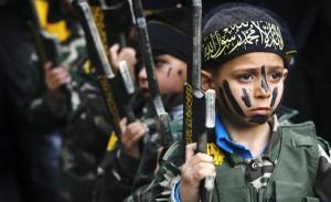 ISIS copii