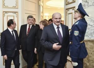Lukasenko dupa summit Minsk