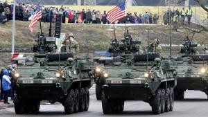 NATO parada Narva
