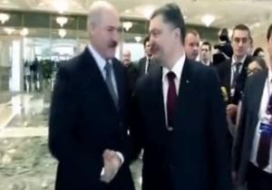Porosenko Lukasenko
