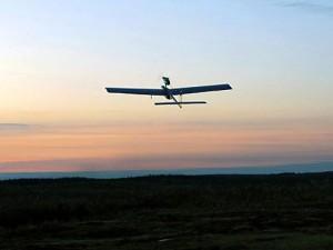 aparat aerien fara pilot