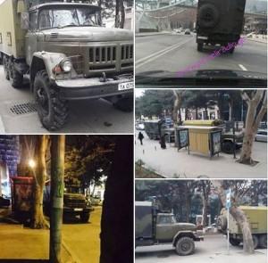 camioane rusesti
