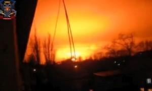 explozie DNR