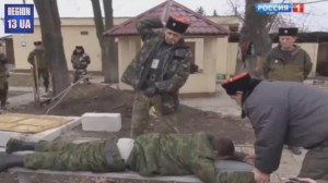 flagelare cazaci