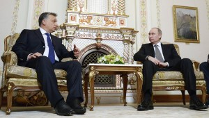 Viktor Orban has signed an agreement with Russia's Vladimir Pu