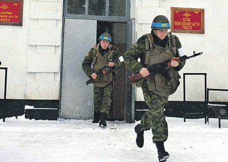 pacifisti rusi
