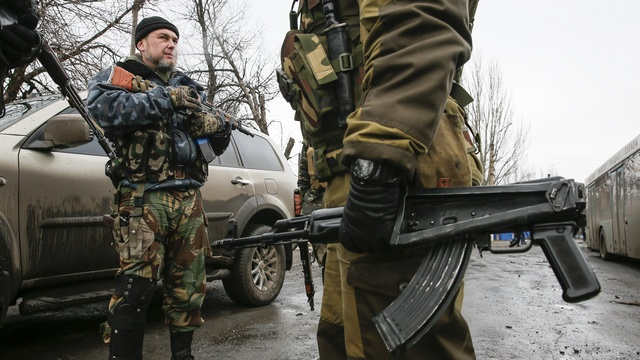 separatisti din Ucr