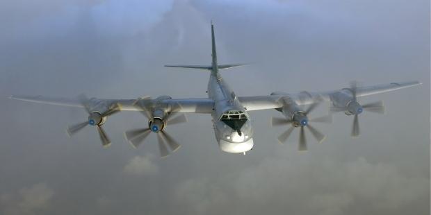 CARE - Care sunt atuurile ruşilor într-un război cu China (I - II ) Tu-95