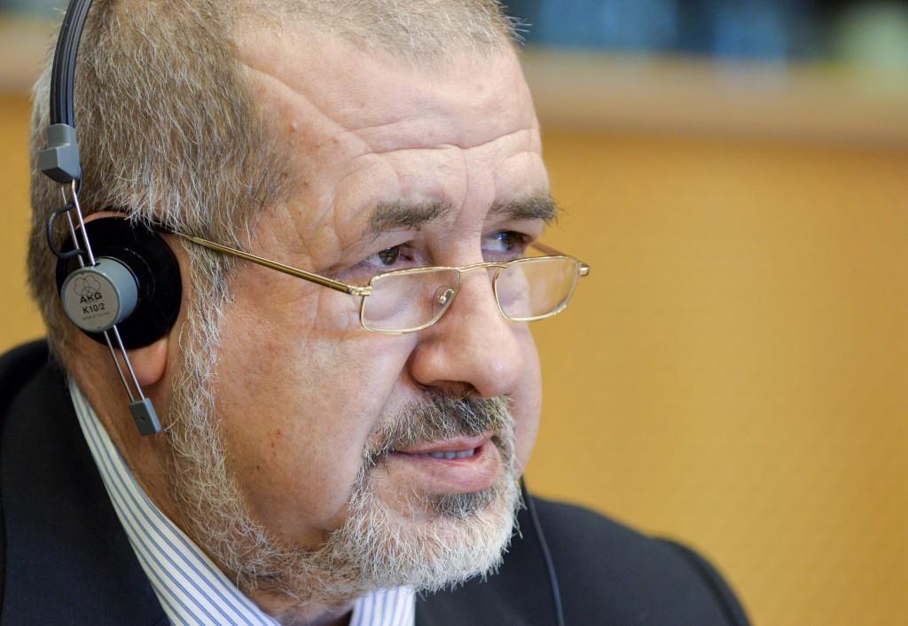 Refat CHUBAROV, Leader of the Crimean Tatar Mejlis