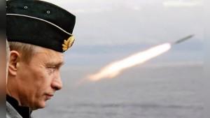Putin in Arctica
